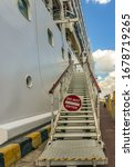 Quarantine Cruise Industry...