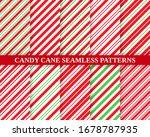 Candy Cane Stripe Pattern....