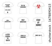 t shirt design dedicated to... | Shutterstock .eps vector #1678890415