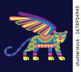 vector cute colorful cartoon...   Shutterstock .eps vector #1678954945