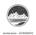 vintage logo designs... | Shutterstock .eps vector #1678968592