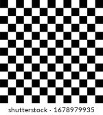 checkered black and white... | Shutterstock .eps vector #1678979935