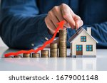 property taxes and real estate... | Shutterstock . vector #1679001148