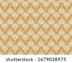 trendy floral seamless pattern. ...   Shutterstock .eps vector #1679038975