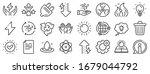 solar panels  wind energy and...   Shutterstock .eps vector #1679044792