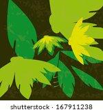 eco design over green ...   Shutterstock .eps vector #167911238