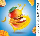 3d rendering for advertising... | Shutterstock . vector #1679192002