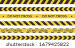 police line and do not cross... | Shutterstock .eps vector #1679425822