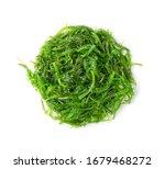 Green Chuka Seaweed Salad...