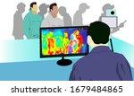 illustration vector graphic of... | Shutterstock .eps vector #1679484865