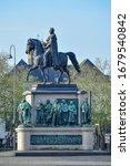 Monument Rider Friedrich...