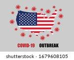 coronavirus  covid 19  outbreak ... | Shutterstock .eps vector #1679608105