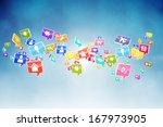 computer applications   Shutterstock . vector #167973905