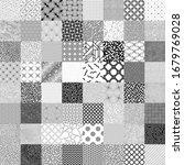 geometric seamless pattern....   Shutterstock .eps vector #1679769028