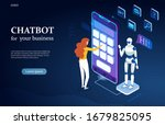 using chatbot technology in a...
