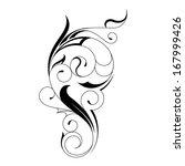 vector illustration of a... | Shutterstock .eps vector #167999426