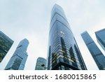 Modern Corporate Buildings...