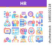 hr human resources collection... | Shutterstock .eps vector #1680102118