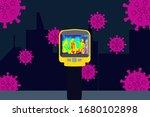 illustration vector graphic of... | Shutterstock .eps vector #1680102898
