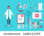woman profession character... | Shutterstock .eps vector #1680121495