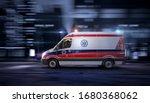 Ambulance Car  911 Emergency...