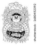 Coloring Page For Children And...