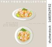 Traditional Thai Food...
