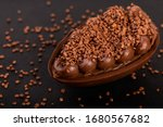 Chocolate Egg With Filling Of...