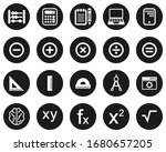 math or math science icons... | Shutterstock .eps vector #1680657205
