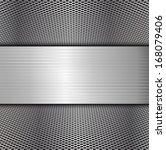metal background    Shutterstock .eps vector #168079406
