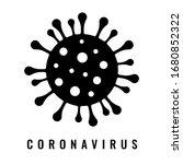 coronavirus covid 19  2019 nkov....   Shutterstock .eps vector #1680852322