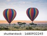 Balloon Safari From Masai Mara...