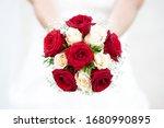 Bride Holds A Beautiful Wedding ...