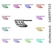 nettle line multi color style...