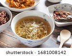 Korean Bean Sprout Soup Is...