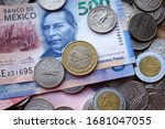 Billetes Y Monedas Mexicanas...