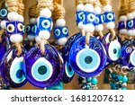 Evil Eye Bead Protection Amulet ...