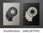 white human and virus icon...   Shutterstock .eps vector #1681267942