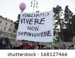 rome  italy   december 18  2013 ... | Shutterstock . vector #168127466