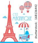 Eiffel Tower Paris Ice Cream...