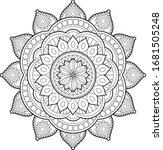 Mandala Art For Meditation ...