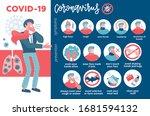 big medical infographic... | Shutterstock .eps vector #1681594132