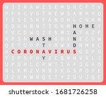 coronavirus. wash hands and...   Shutterstock .eps vector #1681726258