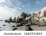 The Stone Coast Of Vietnam....