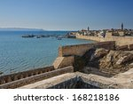 View Of The City Walls And The...
