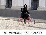 24 03 2020 riga  latvia urban...