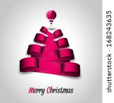 2014 christmas and new year...   Shutterstock . vector #168243635