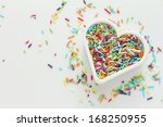 Heart Shaped Cookie Cutter With ...