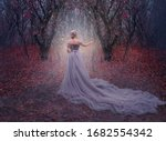 Art Photo Young Beauty Woman...