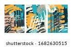 trend background. vector...   Shutterstock .eps vector #1682630515